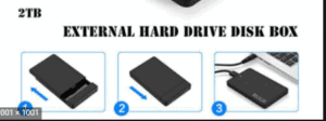 Care for an External Hard Drive and Disks tips at FLM 380 WIRELESS